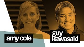 Download me Convention Talks: Amy Cole (Instagram) & Guy Kawasaki // Forum I Stage Video