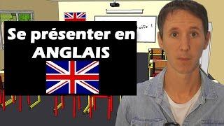 Download Se présenter en anglais Video