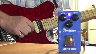 Download Providence VLC-1 Velvet Compressor: Axis to Lionheart Clean Channel Video