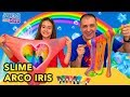 Download Hacemos ARCO IRIS DE SLIME. Rainbow Slime Challenge | ABY Video