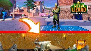 Download SECRET TUNNELS FOUND under Tilted Towers! Video