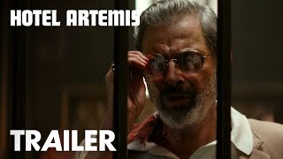 Download Hotel Artemis | Red Band Trailer | Global Road Entertainment Video