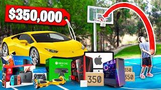 Download Make A Full Court Shot, I'll Buy You Anything... NBA Basketball Video