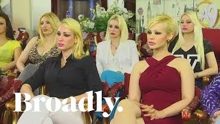 Download Inside the Weird World of Adnan Oktar's Islamic 'Feminist' Cult Video