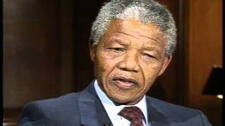 Download Newsmaker Interview: Nelson Mandela, 1990 Video