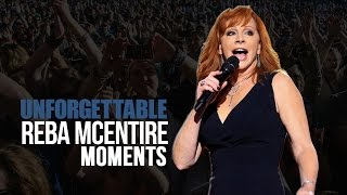 Download 7 Unforgettable Reba McEntire Moments Video