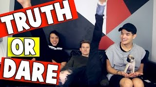 Download TWISTED TRUTH or DARE w/ Alex Wassabi & LazyRon Studios Video