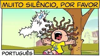 Download Muito silêncio, por favor | Turma da Mônica Video