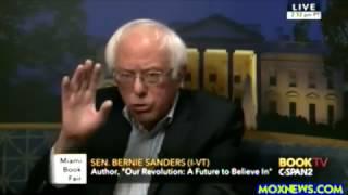Download Bernie Sanders Answers C-SPAN Phone Caller Questions Video