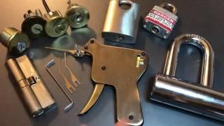 Download [356] Banggood Lock Pick/Snap Gun Review Video