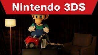 Download Nintendo 3DS - Luigi's Mansion: Dark Moon Poltergust 5000 Reveal Video Video