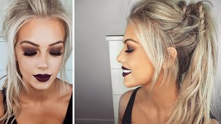 Download Fall/Autumn Inspired Makeup & Hair Tutorial | Chloe Boucher Video