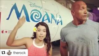 Download Auli'i Cravalho (voice of Moana) instagram videos 2016 Video