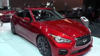 Download LA AUTO SHOW 2016 インフィニティ Video