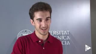 Download Ángel Lorente, ganador del Smart Logistics Challenge - Noticia @UPVTV, 04-09-2018 Video