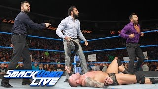 Download Jinder Mahal steals the WWE Championship from Randy Orton: SmackDown LIVE, April 25, 2017 Video
