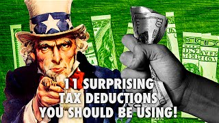 Download 11 Surprising Tax Deductions You Should Be Using! Video