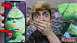 Download DO NOT ORDER THE GRINCH HAPPY MEAL AT 3AM!! *OMG HE CAME TO MY HOUSE* Video