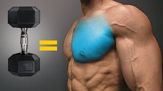 Download The BEST Dumbbell Exercises - CHEST EDITION! Video