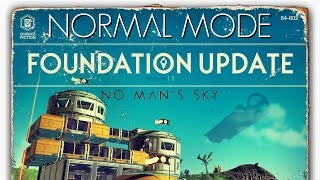 Download Normal Mode 01: First Base Established (Gameplay Broadcast) - No Man's Sky 1.11 [ps4 720p] Video