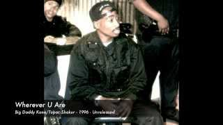 Download Big Daddy Kane - Wherever U Are (ft. 2Pac) (OG) Video
