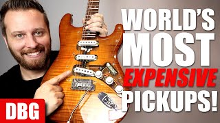 Download Playing The Most EXPENSIVE Pickups in the World! - Are They Worth It?? Video