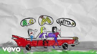 Download Maluma, Becky G, Anitta - Mala Mía (Remix - Lyric Video) Video