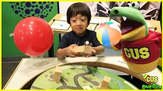 Download CHILDREN'S MUSEUM Play area with Ryan ToysReview! Video
