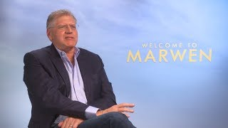Download Robert Zemeckis talks about the everyman of his movies while discussing 'Welcome to Marwen' Video