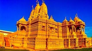 Download Hindu Temple, Shri Swaminarayan Mandir, Chino Hills, Los Angeles Video