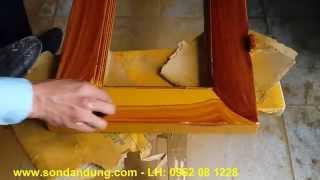 Download cửa sắt giả gỗ, cửa sắt giả gỗ đẹp, cửa sắt giả gỗ 4 cánh, cửa sắt giả gỗ hà nội, cửa sắt giả gỗ Video