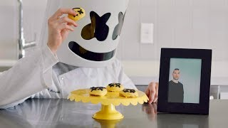 Download Happier Cake Pops | Cooking with Marshmello Video