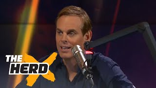 Download Tebow couldn't read NFL defenses | THE HERD Video
