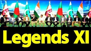 Download #SalaamCricket18 Grand Finale: Legends XI On One Stage - From Gavaskar To Harbhajan, Akram To Misbah Video