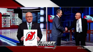 Download Watch the full 2017 Draft Lottery: Devils, Flyers & Stars move way up Video