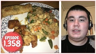 Download HAVING CHINESE CHICKEN YUM!! - September 05,2017 (Day 1,358) Video