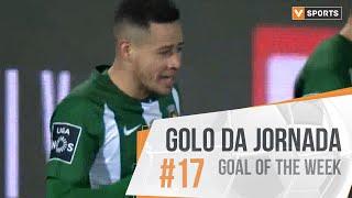Download Golo da Jornada (Liga 19/20 #17): Diego Lopes (Rio Ave FC) Video