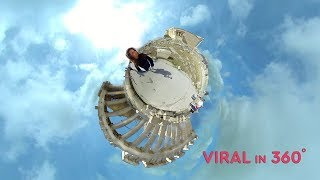 Download Travel Athens Greece! ″The Parliament Square″ 3 Ep. ″Viral in 360″ Video