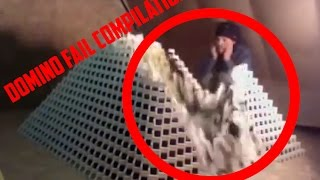 Download DEPRESSING DOMINO BUILDING FAIL COMPILATION 2017 Video