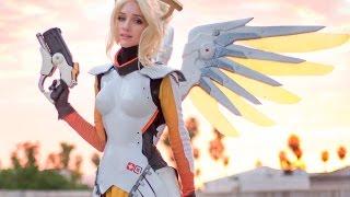 Download Full Torso Female Breastplate Cosplay Tutorial : Mercy Overwatch Video