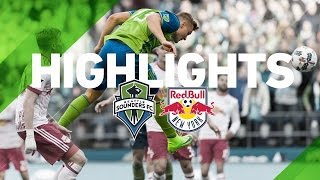 Download Highlights: Seattle Sounders FC vs New York Red Bulls | March 19, 2017 Video
