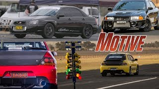 Download Evos gang up on a WRX - Drag Battle 4CYL AWD class Video