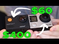 Download $60(50€) Action Camera vs. GoPro Hero 4! (With Test Footage!) Video