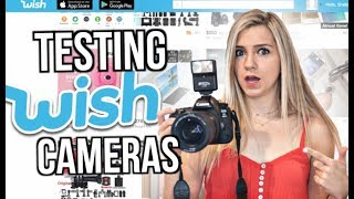 Download Testing Cheap Camera Products From Wish! Video