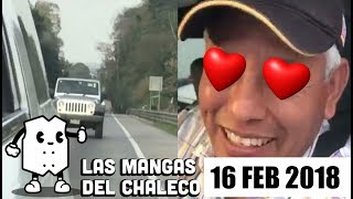 Download Las Mangas del Chaleco: El Cisen persigue a Anaya y AMLO se dice indestructible Video