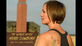 Download Aura Newlin || The World Needs More Cowboys & So Does Wyoming Video