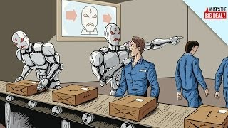 Download These Robots Are About to Take Your Job Video