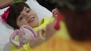 "Download ""I'm Cancer-Free"" Elia's Care at Joe DiMaggio Children's Hospital Video"