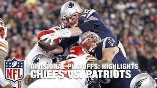 Download Chiefs vs. Patriots | Divisional Playoff Highlights | NFL Video