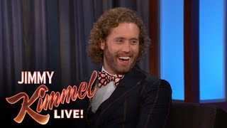 Download T.J. Miller Reveals Why He Left Silicon Valley Video
